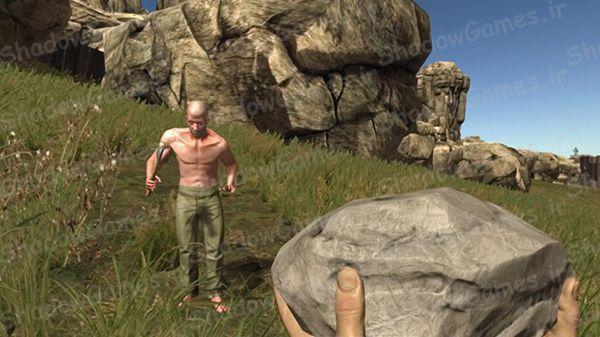 بازی آنلاین Rust