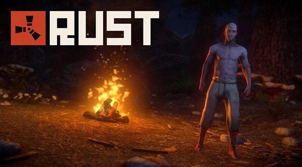 بازی آنلاین Rust Legacy
