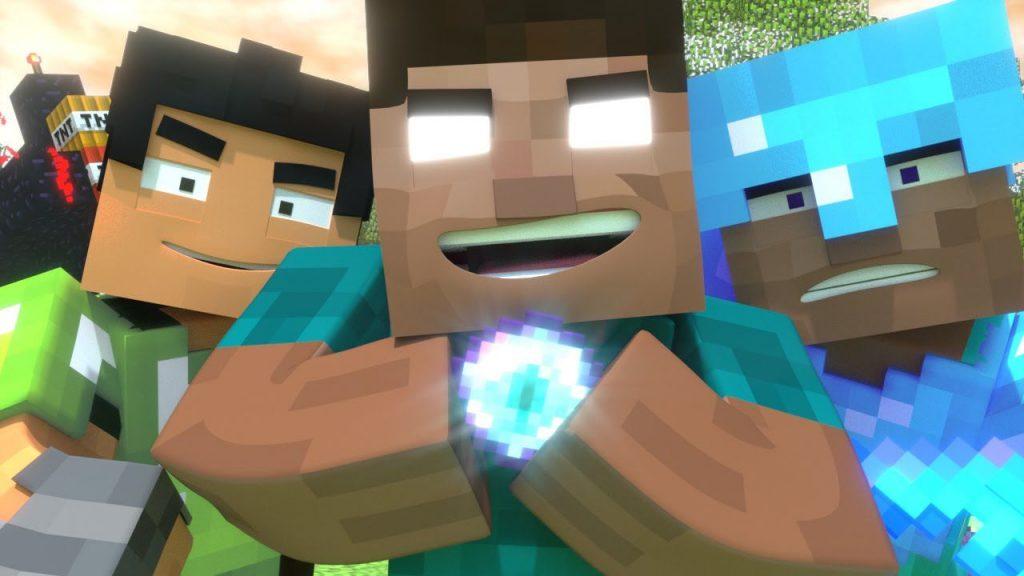 دانلود بازی آنلاین Minecraft