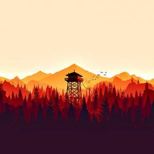 firewatch video games mountains nature wallpaper preview 300x300 - تیزر رسمی بازی Rust استیم