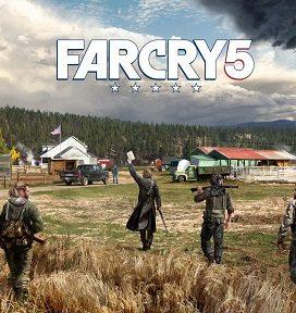 دانلود بازی FarCry 5