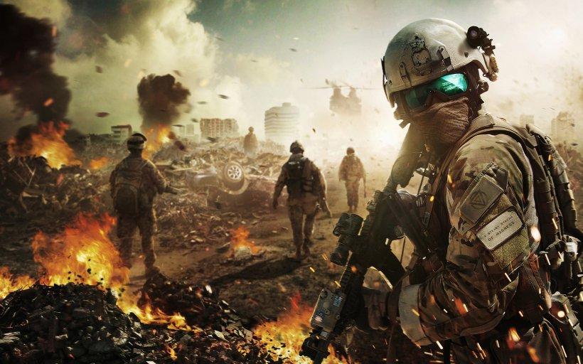 دانلود بازی BattleField 2