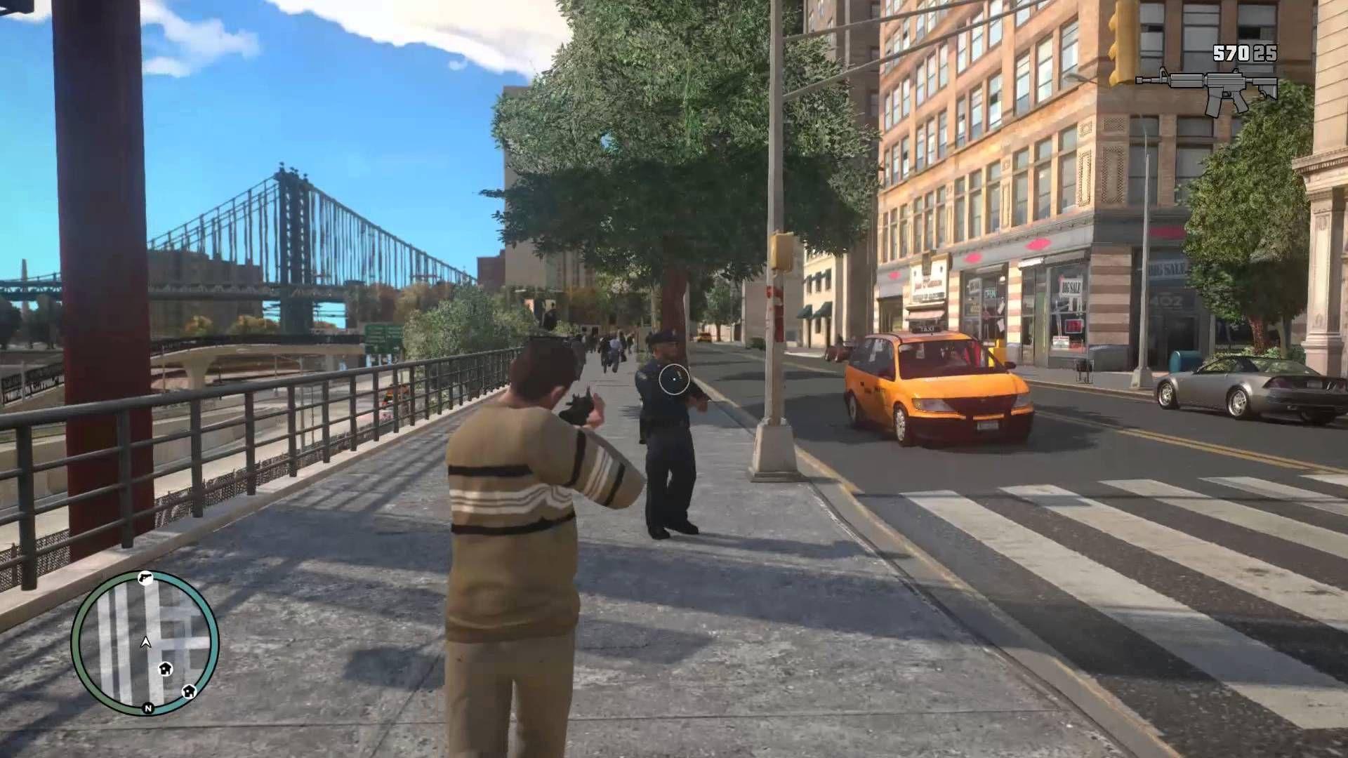 نقد و بررسی بازی GTA:IV