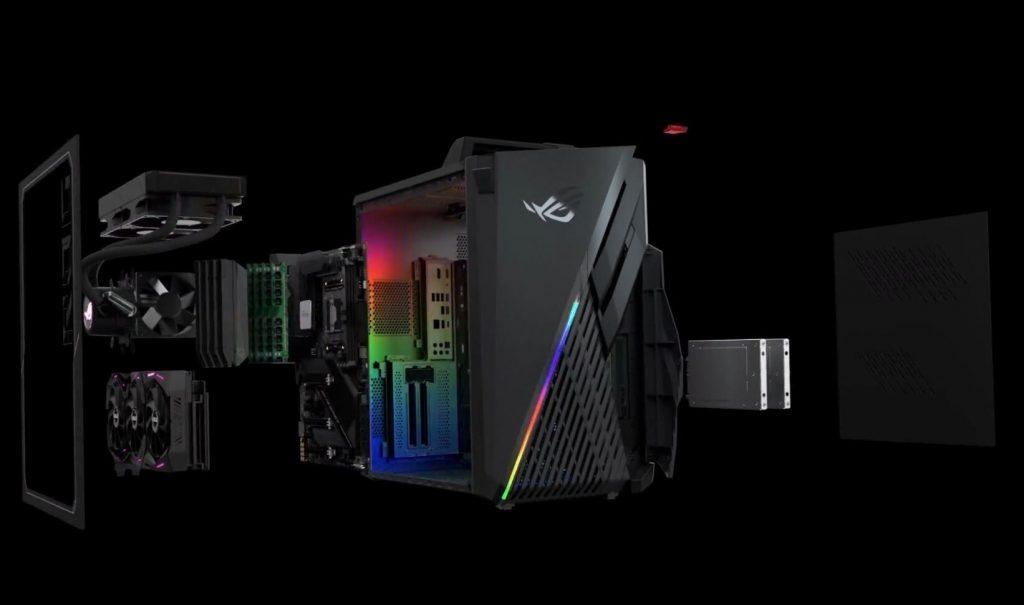 ySCMO3ZT1NVXfzYl 1024x605 - معرفی سیستم GA35 ایسوس