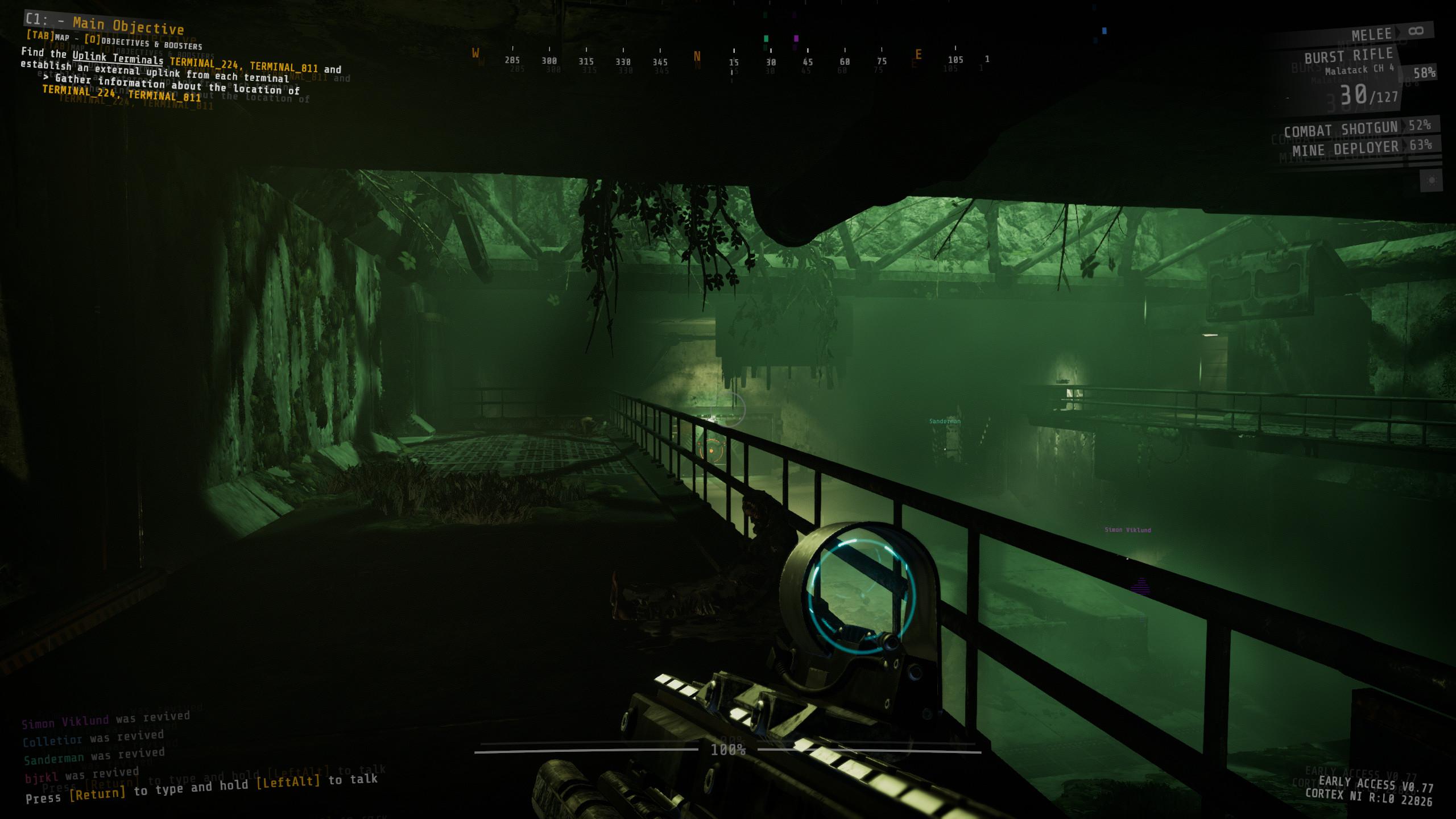 دانلود بازی آنلاین GTFO