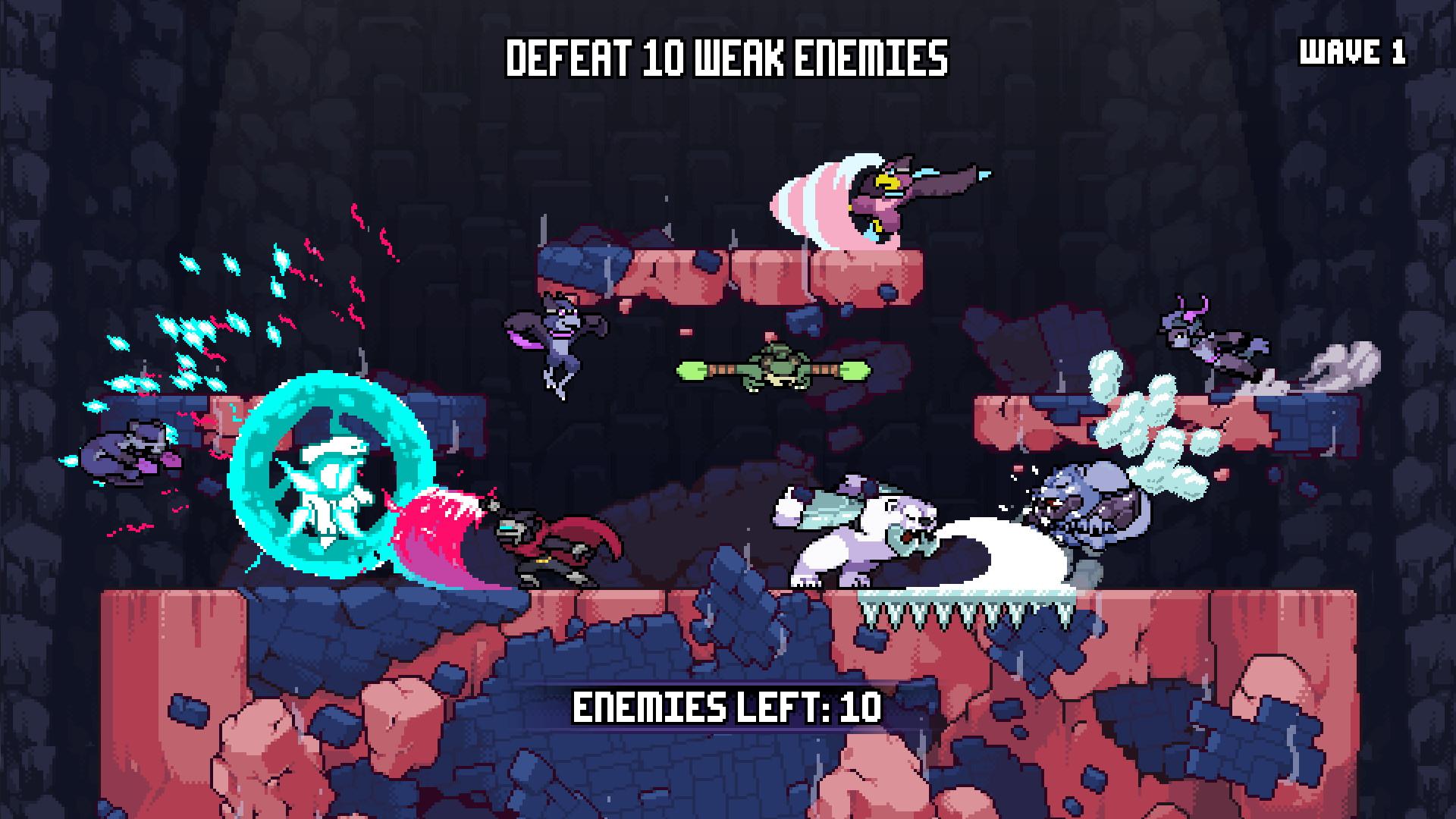 rival of aether 6 - دانلود بازی آنلاین Rivals of Aether برای کامپیوتر