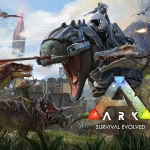 بازی آنلاین ARK: Survival Evolved