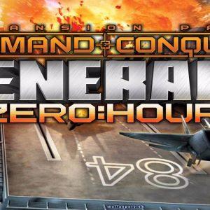 دانلود بازی آنلاین Command & Conquer Generals Zero hour