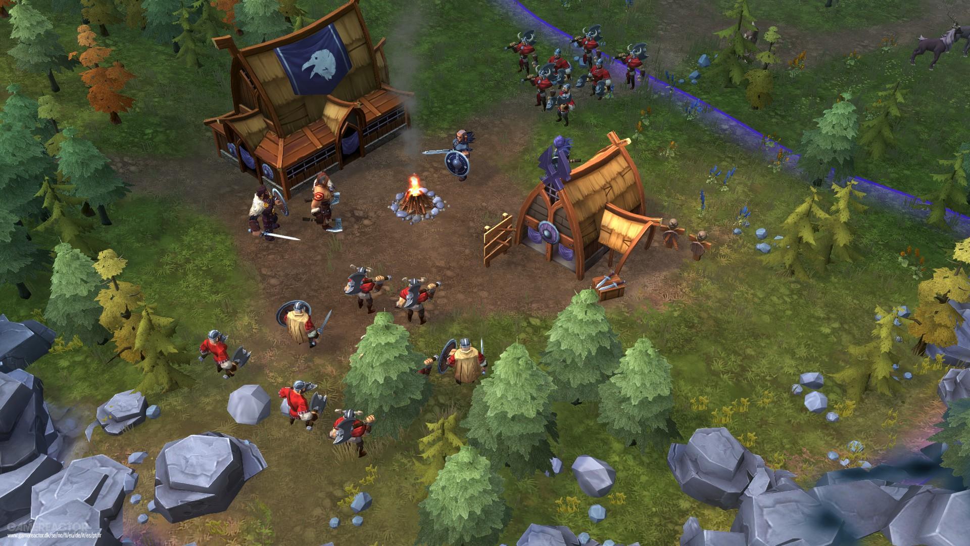 دانلود بازی Northgard برای کامپیوتر