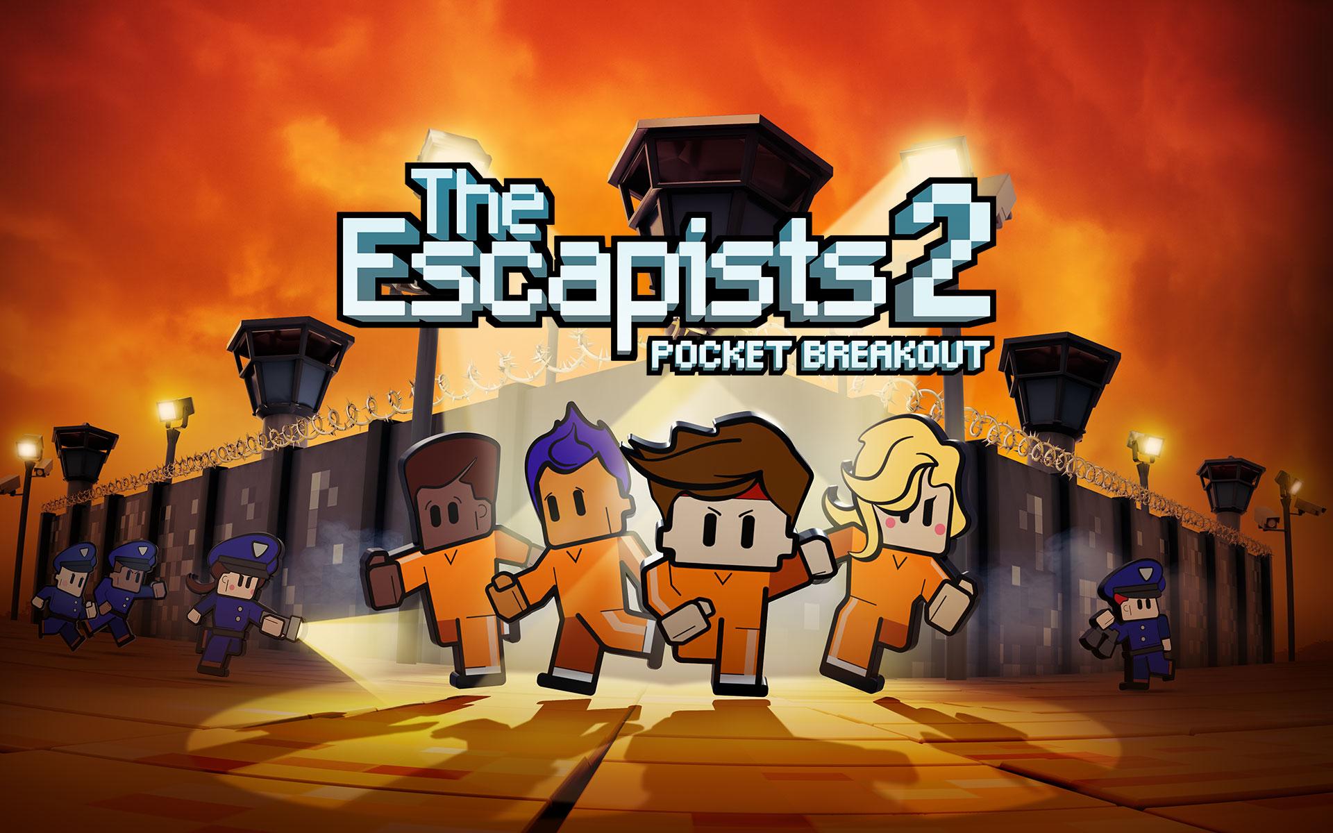 بازی آنلاین The Escapists 2