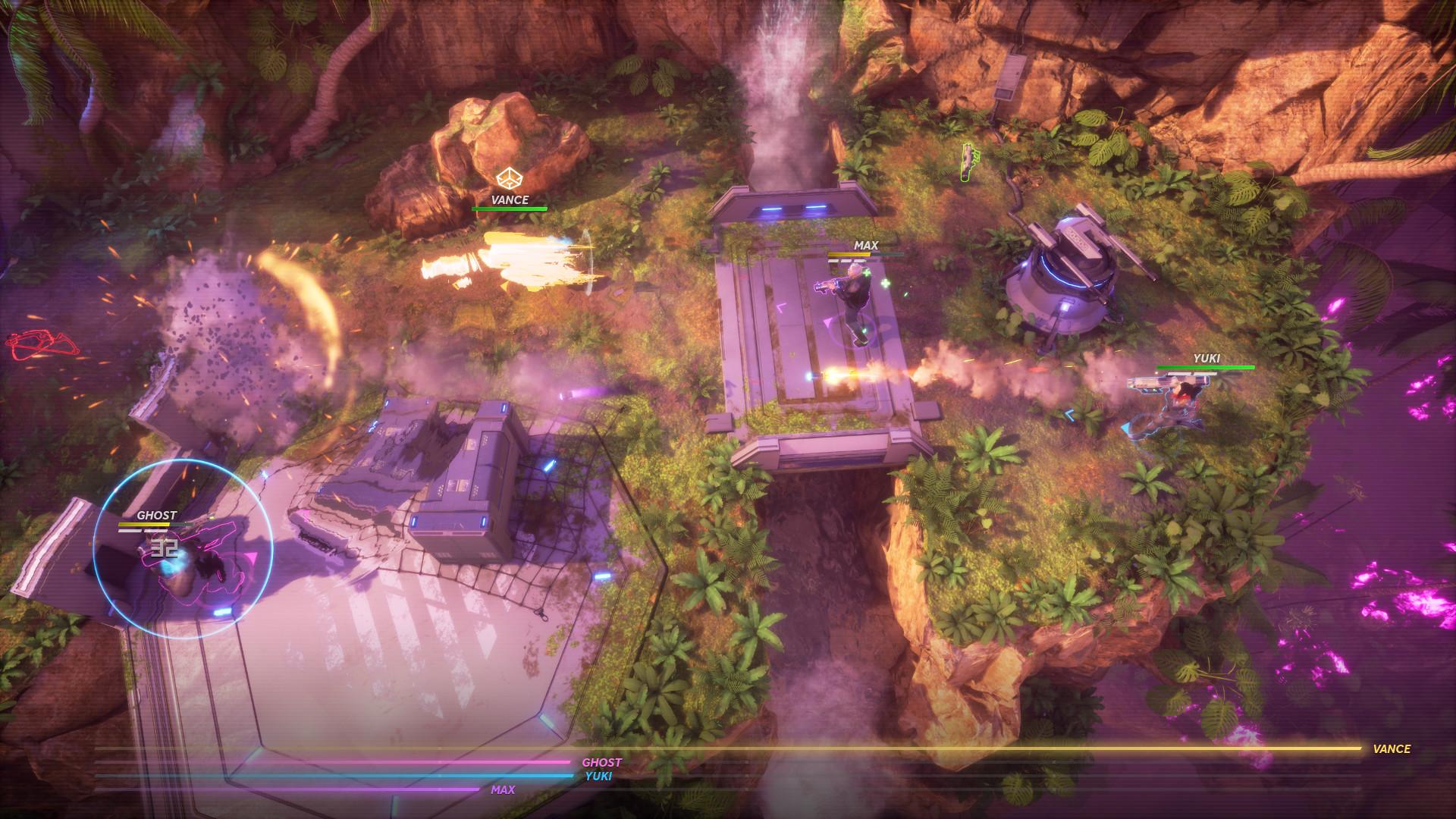 hyper jam 2 - دانلود بازی آنلاین Hyper Jam