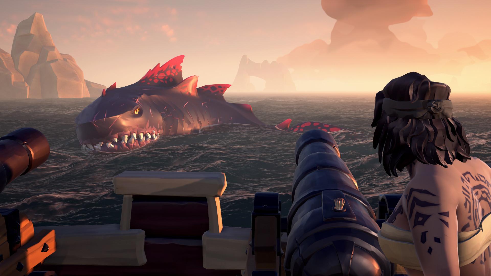sea of thieves 2 - دانلود بازی آنلاین Sea of Thieves برای کامپیوتر