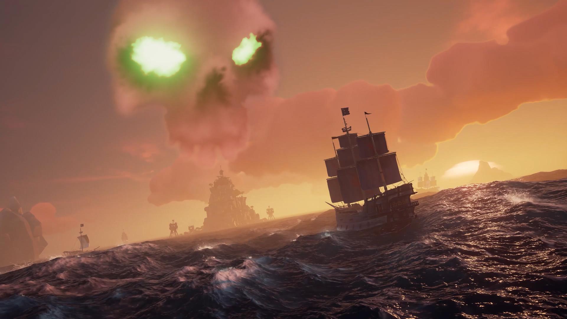 sea of thieves 4 - دانلود بازی آنلاین Sea of Thieves برای کامپیوتر