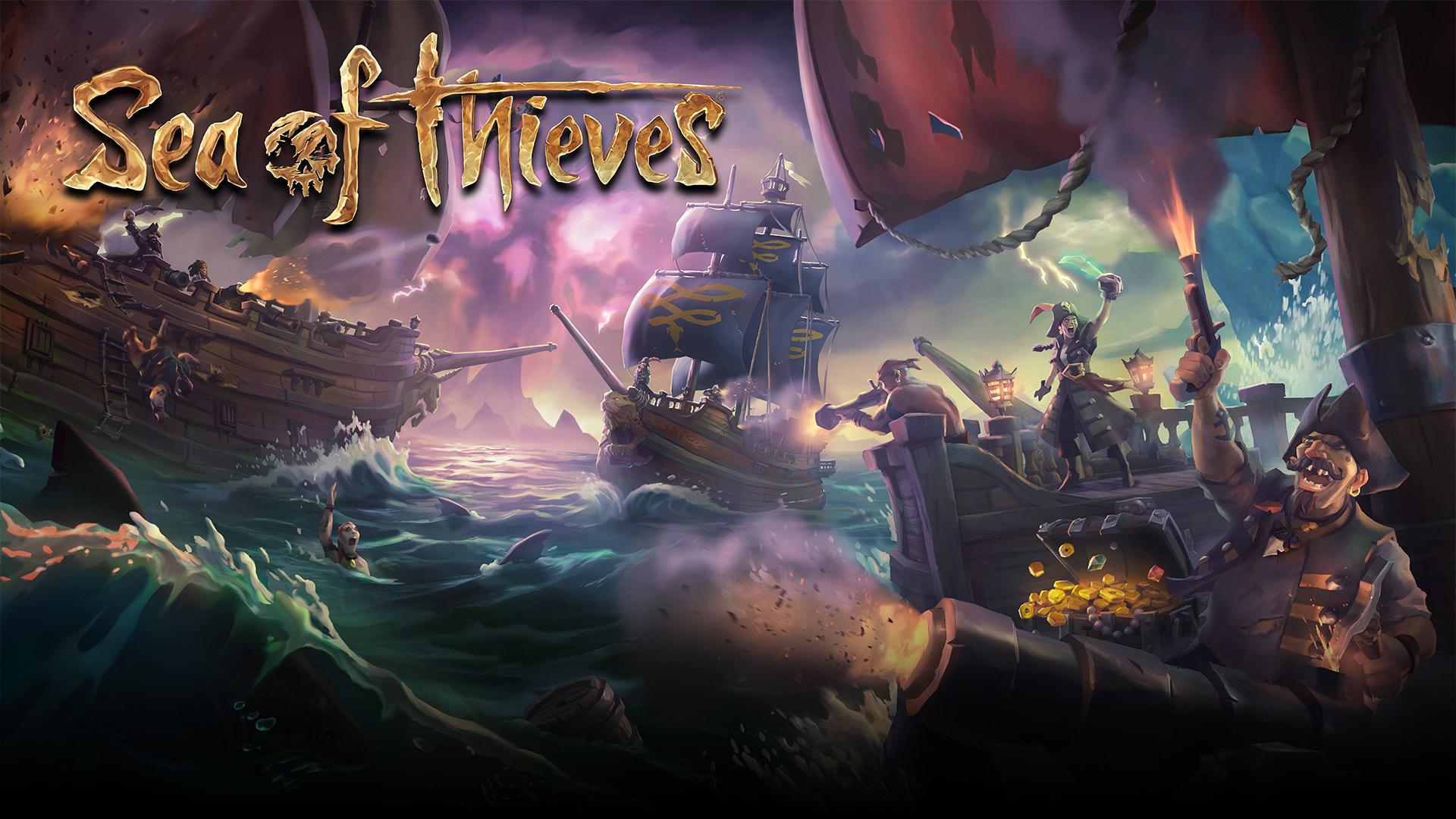 بازی آنلاین Sea of Thieves