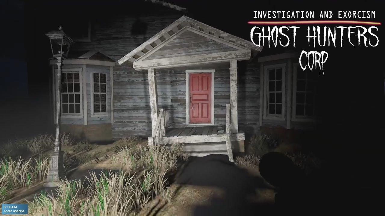 بازی آنلاین Ghost Hunters Corp