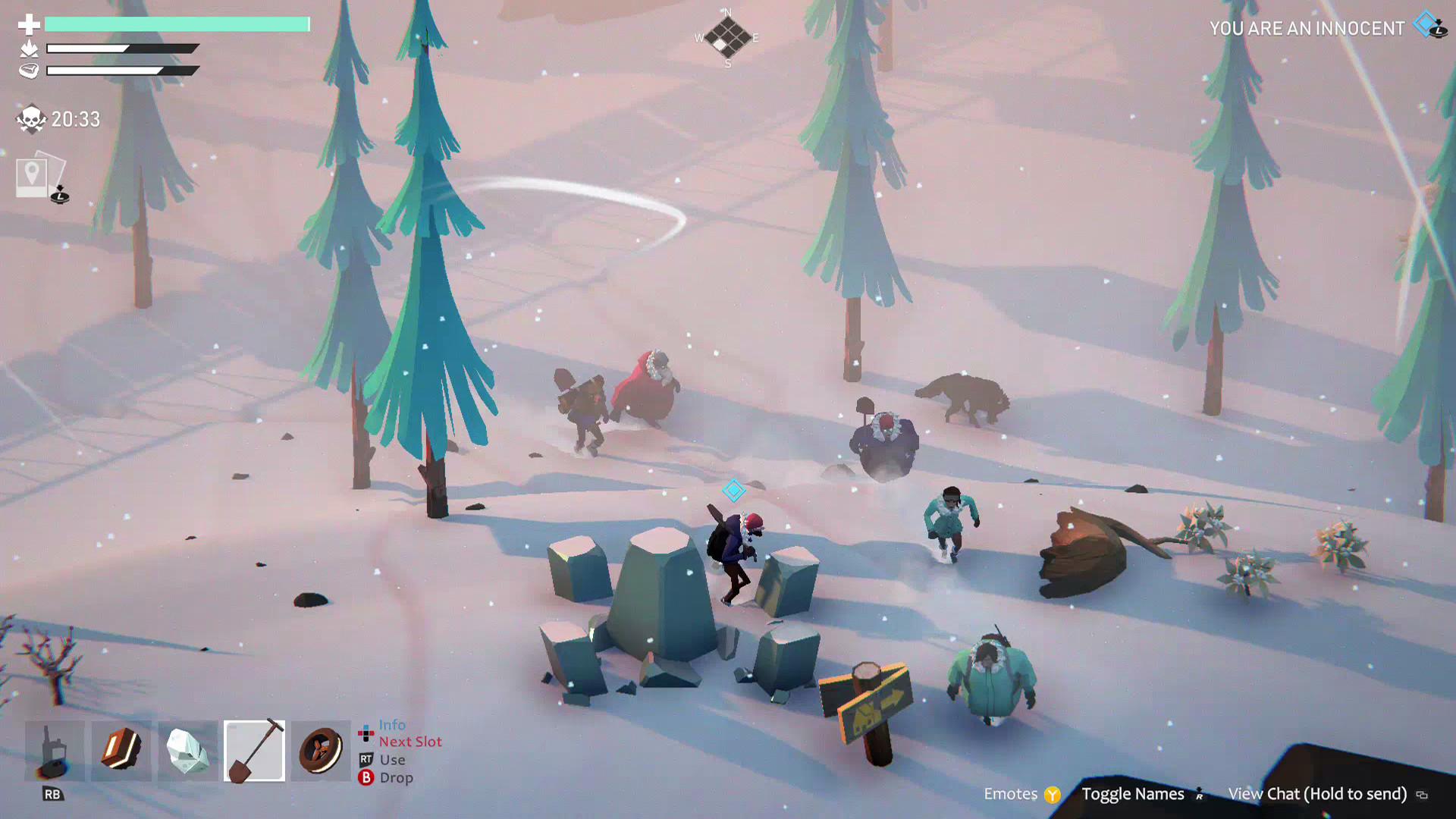 Project Winter 2 - دانلود بازی آنلاین Project Winter برای کامپیوتر