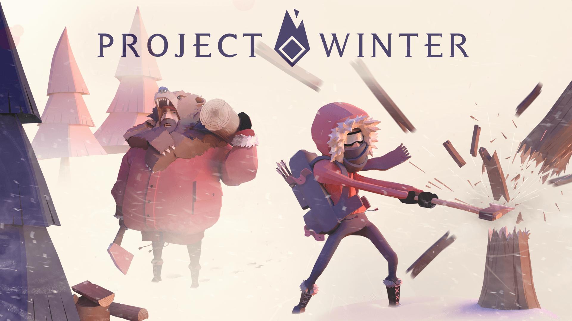 بازی آنلاین Project Winter